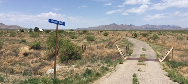 New! Cochise County Ranch
