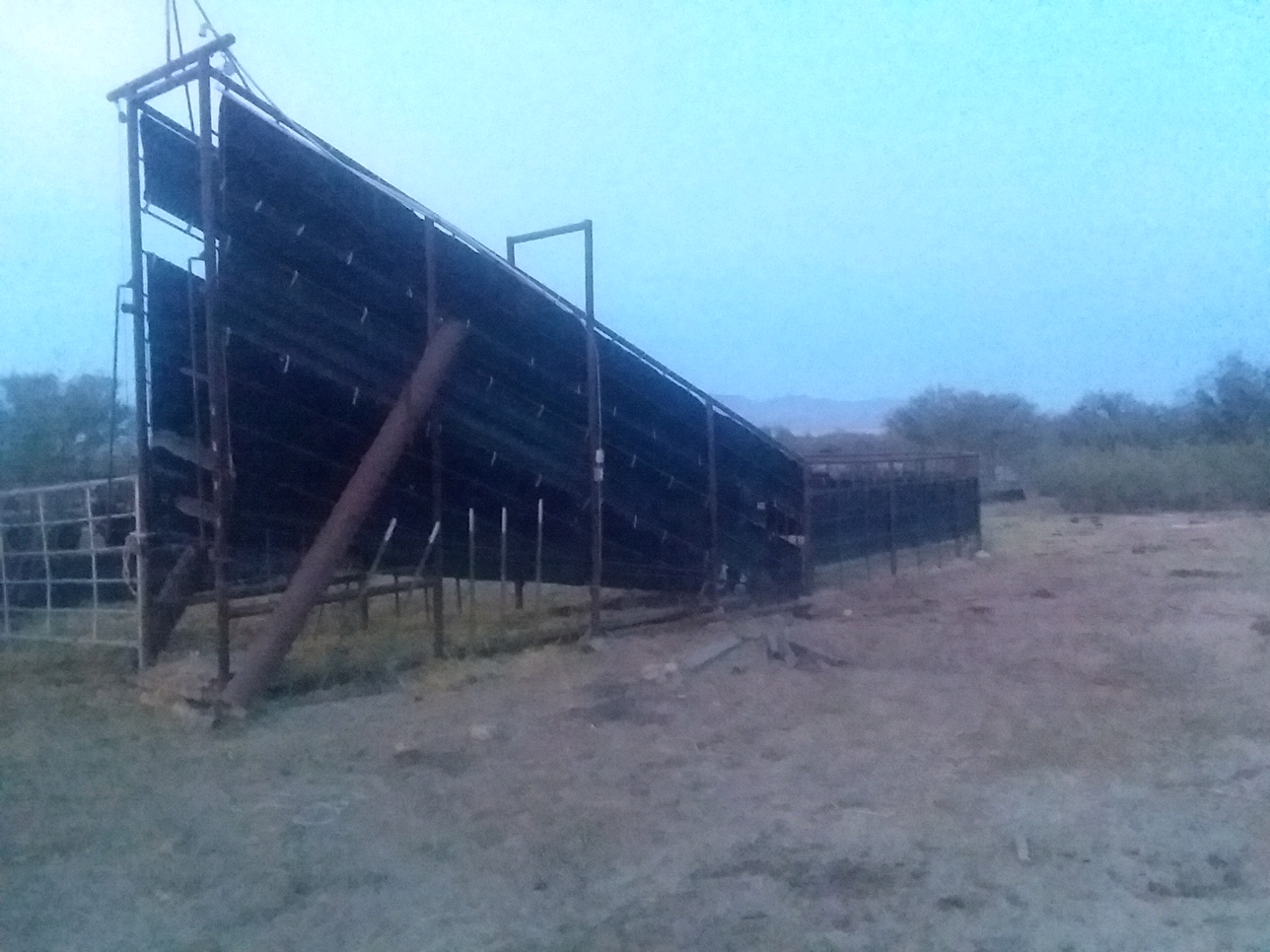 New Listing!- Highway 191 Cattle Operation