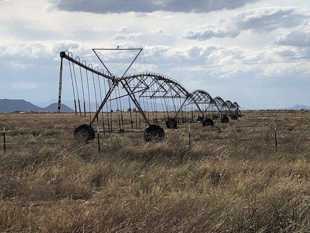 Under Contract! Cochise County Irrigated Cattle Operation