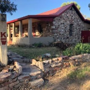 1935 Adobe and Stone Ranch House